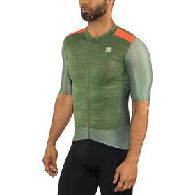 Sportful Supergiara Maillot de cyclisme Homme, dry green